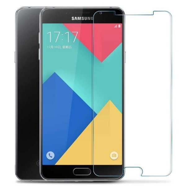 Película de Vidro Temperado para Samsung Galaxy A8