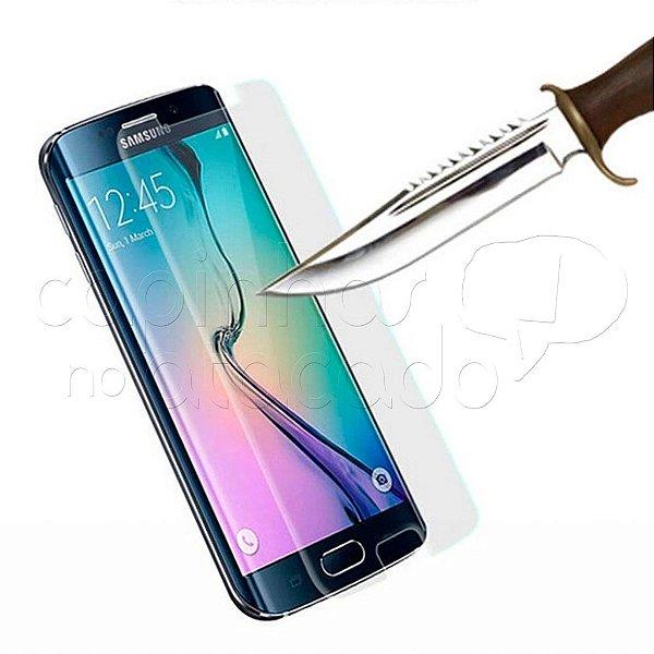 Película de Vidro Central para Samsung Galaxy S6 Edge Plus