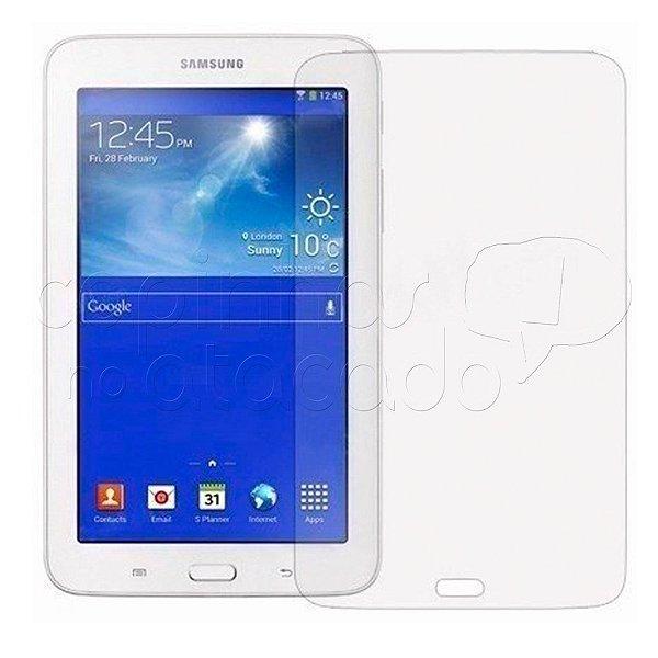 Película de Vidro Temperado para Samsung Galaxy Tab 3 lite / Tab 4 Tv / Tab E - 7'' T111