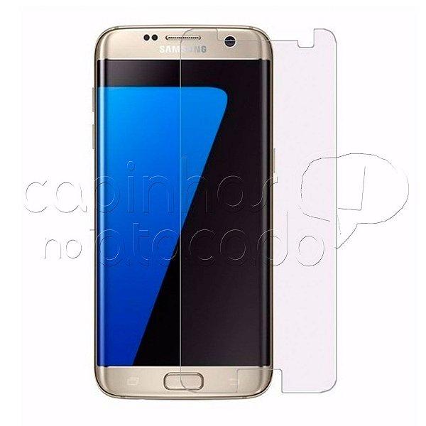 Película de Vidro Temperado Central para Samsung Galaxy S7 Edge