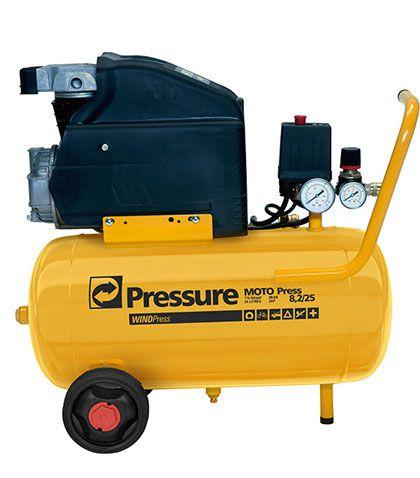 PRESSURE Motocompressor 8PCM 24L 220V