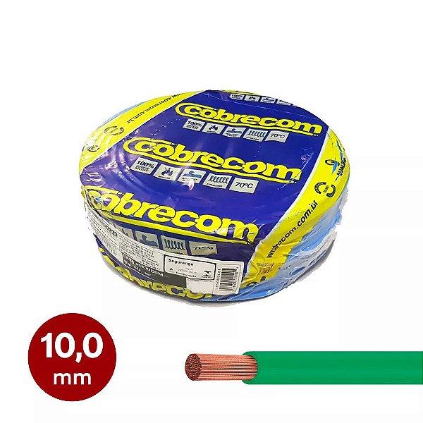 Cabinho flexível 10,0mm Cobrecom