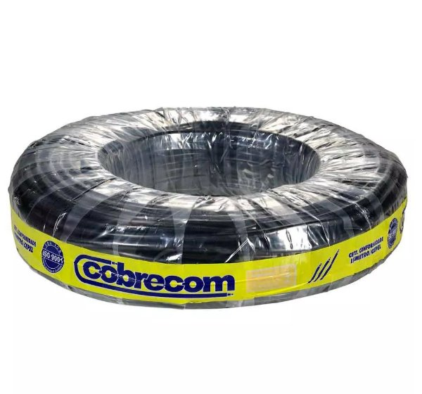 Cabo PP Flexicom 2C 0,75 mm²