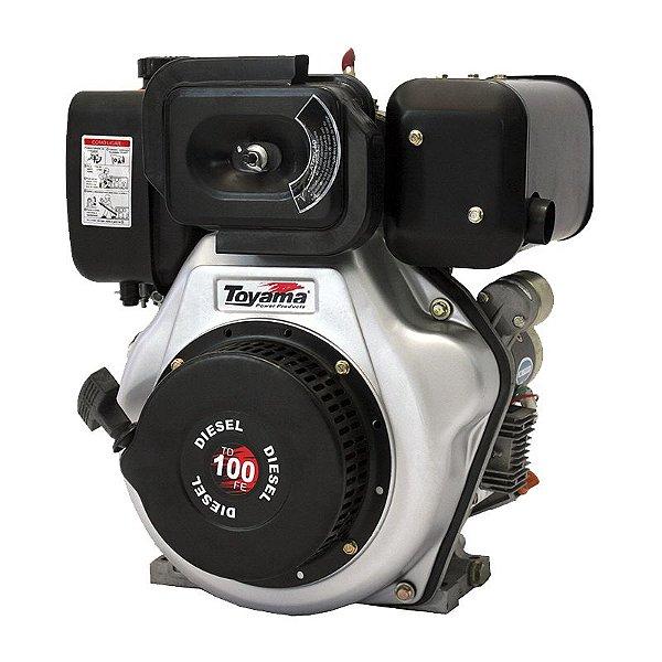 Motor Diesel TD100FE