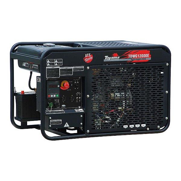 Gerador à Diesel TDWG12000E3