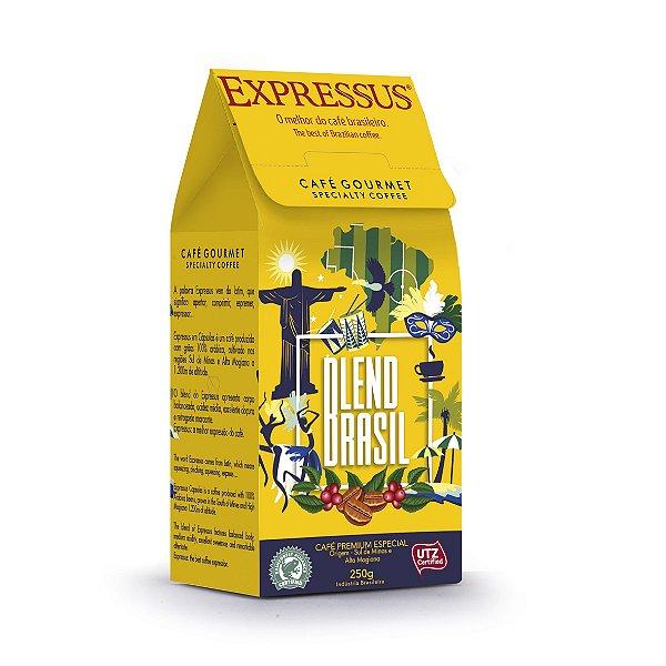 Café Expressus Torrado e Moído Blend Brasil 250g