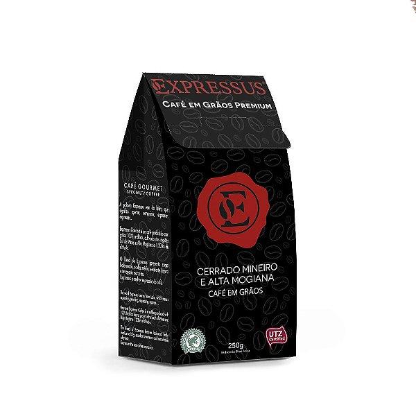 Café Expressus Grão Gourmet 250g