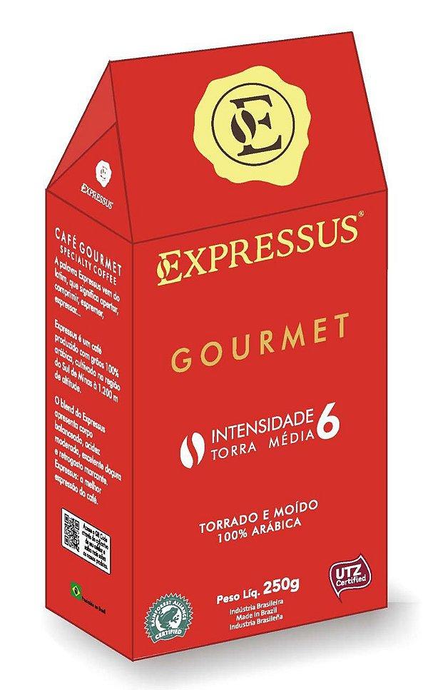Expressus Café Torrado e Moído Gourmet Especial 250g