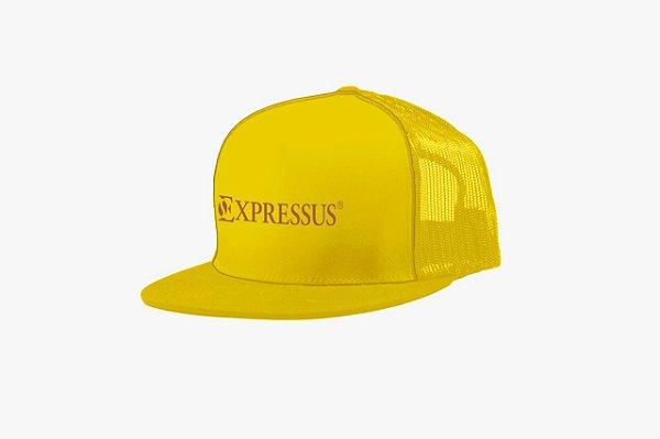 Boné Personalizado Expressus - Amarelo