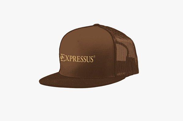 Boné Personalizado Expressus - Marrom