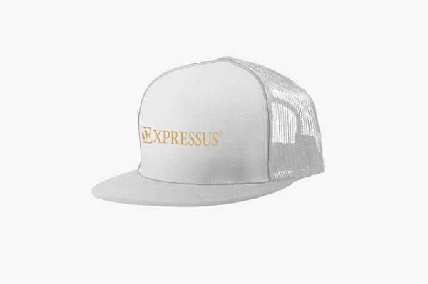 Boné Personalizado Expressus - Branco