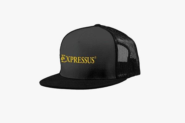Boné Personalizado Expressus - Preto