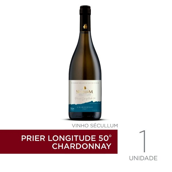 Vinho Sécullum Chardonnay Reserva Seco
