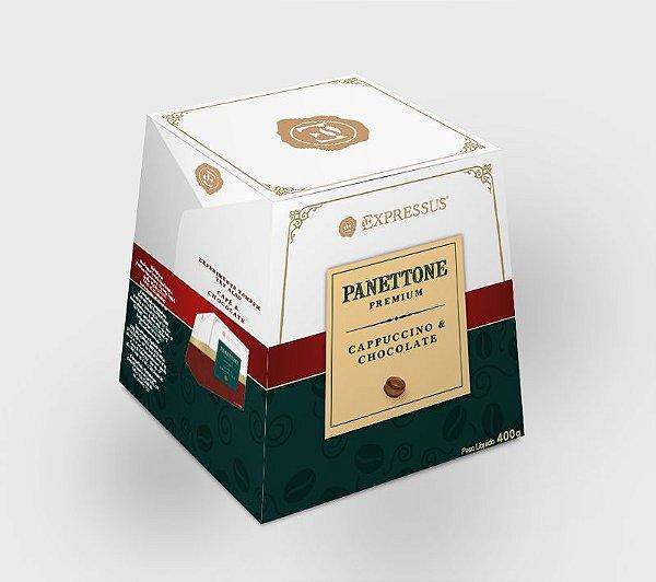 Panettone Expressus Premium - Cappuccino c/ Chocolate