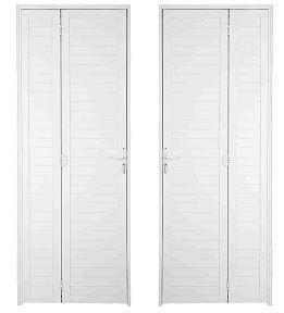 Porta Camarão Lambril - Com fechadura - Branco