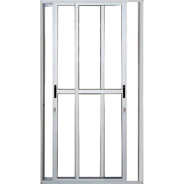 Porta Balcão 2 fls - Linha 25