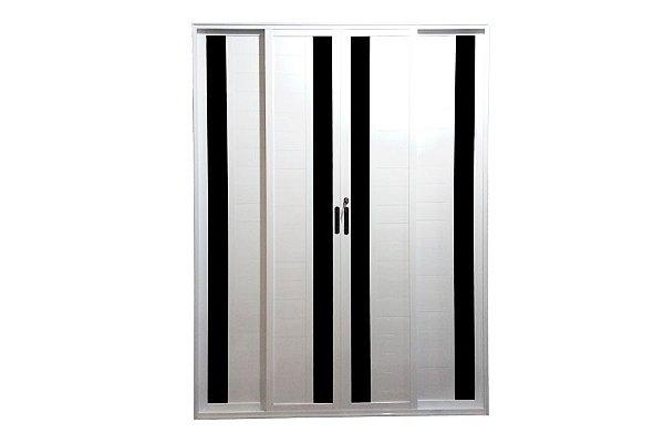 Porta Balcão Lambril 4 fls - Linha 25
