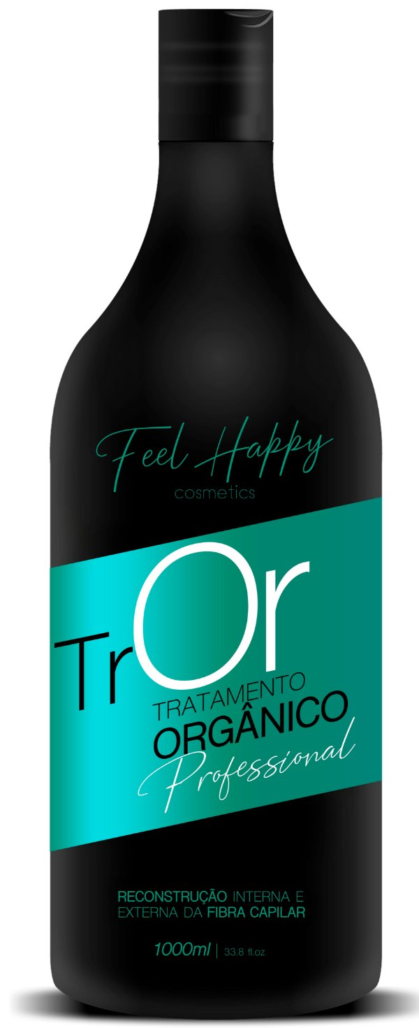 Tratamento Orgânico Feel Happy 1000 ml