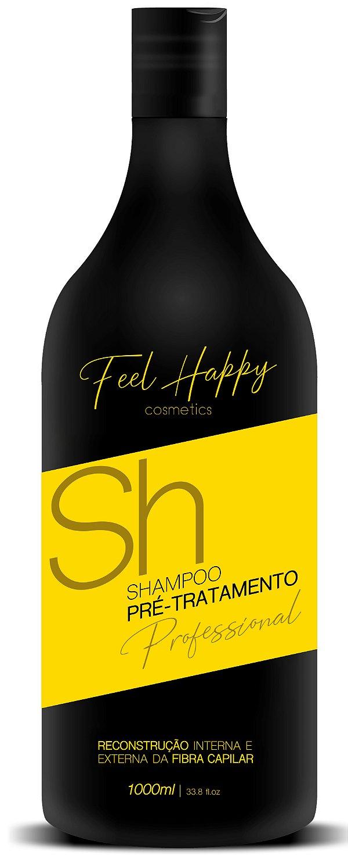 Shampoo Anti Residuos 1000 ml Feel Happy