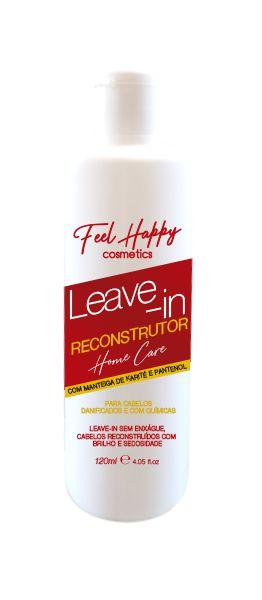 Leave in Reconstrutor 120 ml Feel Happy