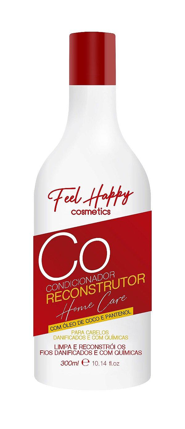 Condicionador Reconstrutor 300 ml Feel Happy