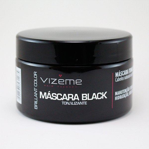 Máscara Tonalizante Black 250g