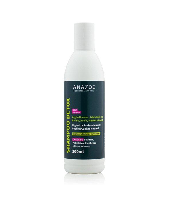 Shampoo Detox AnaZoe 300ml