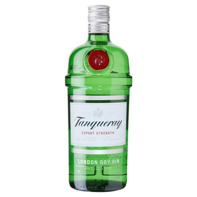 Gin Dry Tanqueray 750 ml