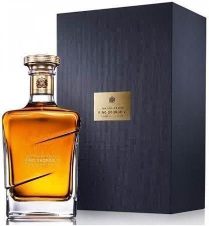 Whisky Johnnie Walker Scotch King George V 750 ml