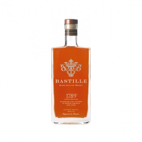 Whisky Blend Bastille 1789 Francês 700 ml