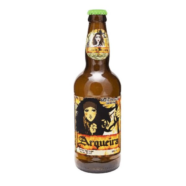 Cerveja Artesanal Maria Bravura Arqueira 500 ml