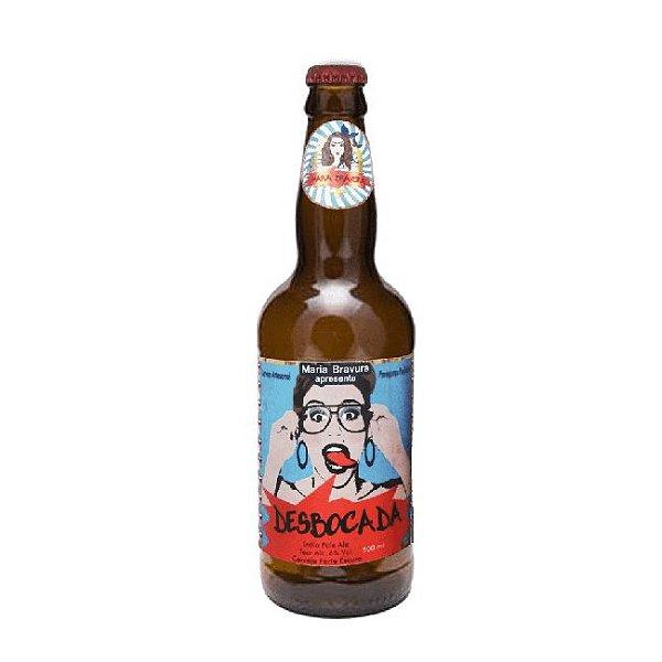 Cerveja Artesanal Maria Bravura Desbocada 500 ml