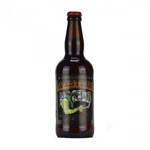 Cerveja Inprudente Western 500ml