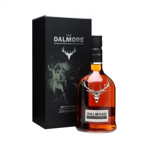 Whisky Dalmore King Alexander III - 700 ml