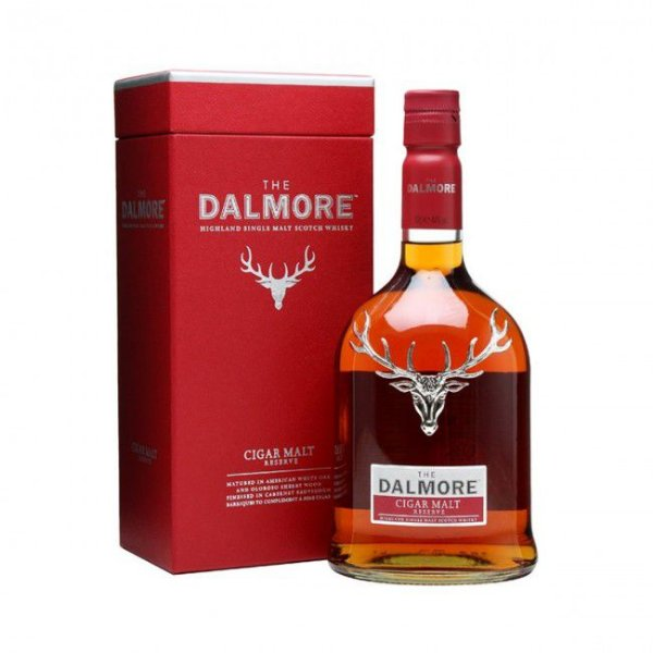 Whisky Dalmore Cigar Malt Reserve - 700 ml