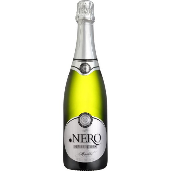 Espumante Nero Celebration Moscatel - 750 ml