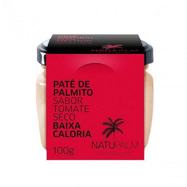 Patê de Palmito sabor Toma Seco NatuPalm 100g