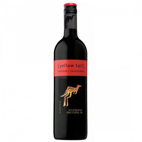 Vinho Tinto Yellow Tail Cabernet Sauvignon - 750 ml