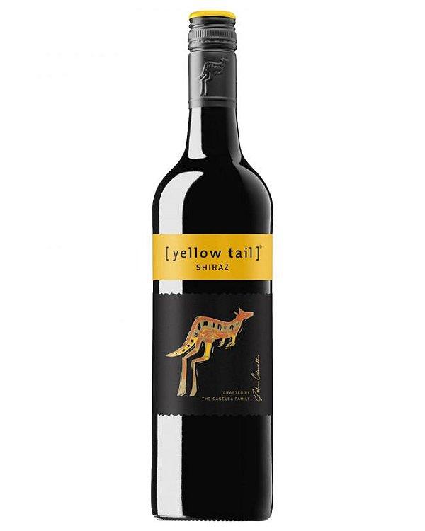 Vinho Tinto Demi-Sec Yellow Tail Shiraz 750 ml