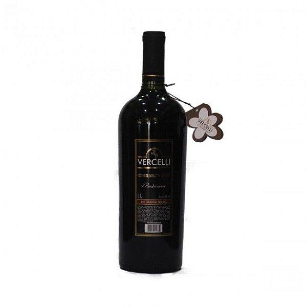 Vinho Tinto de Mesa Suave Vercelli 1L