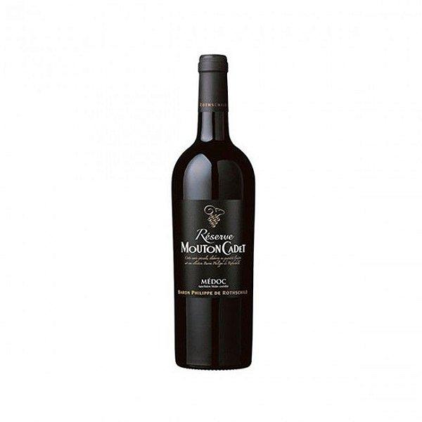 Vinho Tinto Reserve Mouton Cadet Médoc 750 ml