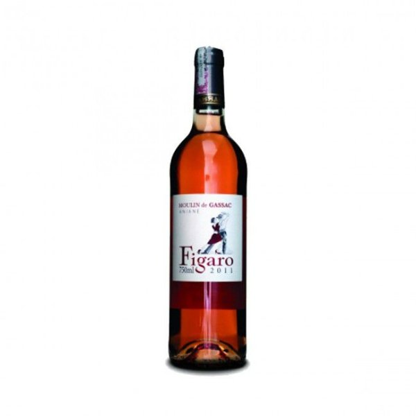 Vinho Figaro Rose 750 ml