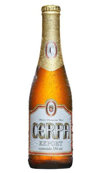 Cerveja Cerpa Export 350 ml