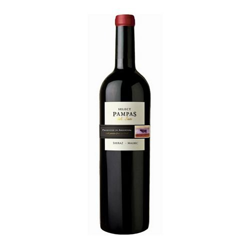 Vinho Select Pampas Del Sur Shiraz-Malbec 750 ml