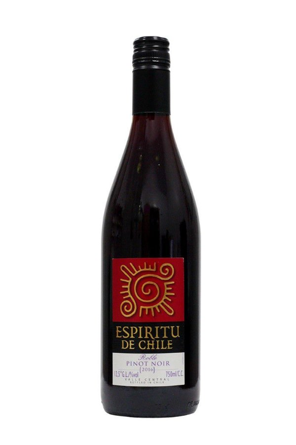 Espiritu de Chile Roble Pinot Noir 750 ml