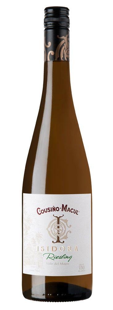 Vinho Branco Cousino-Macul Isadora Riesling 750 ml