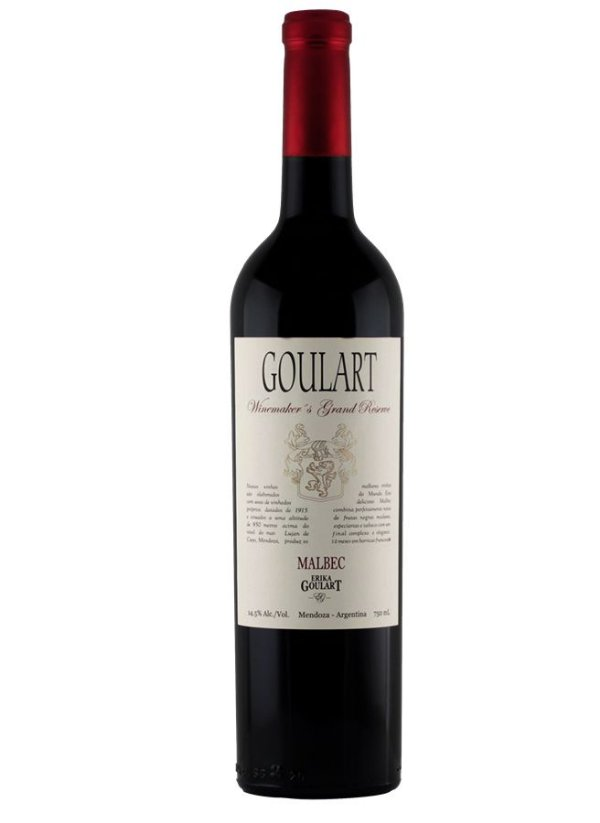 WINEMAKER´S GRAND RESERVE GOULART  MALBEC (750 ml)