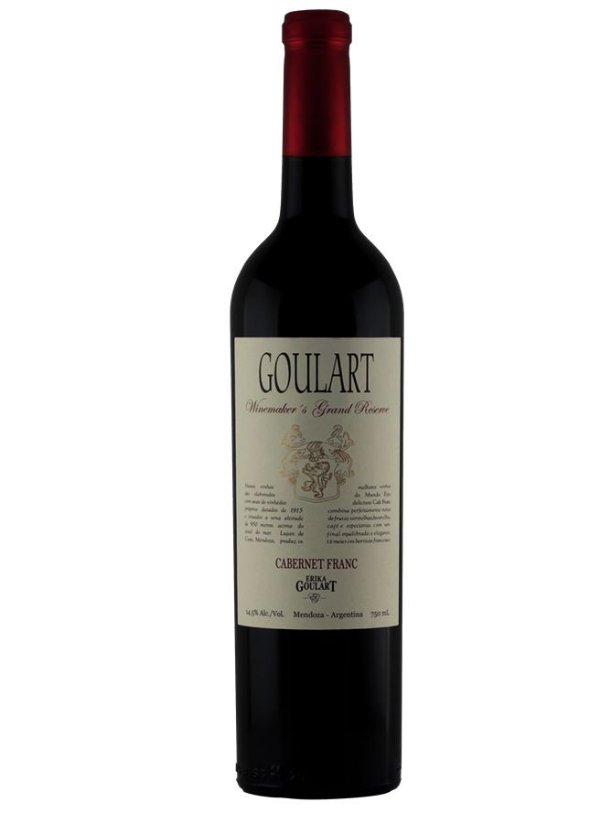 WINEMAKER´S GRAND RESERVE GOULART  CABERNET FRANC (750 ml)