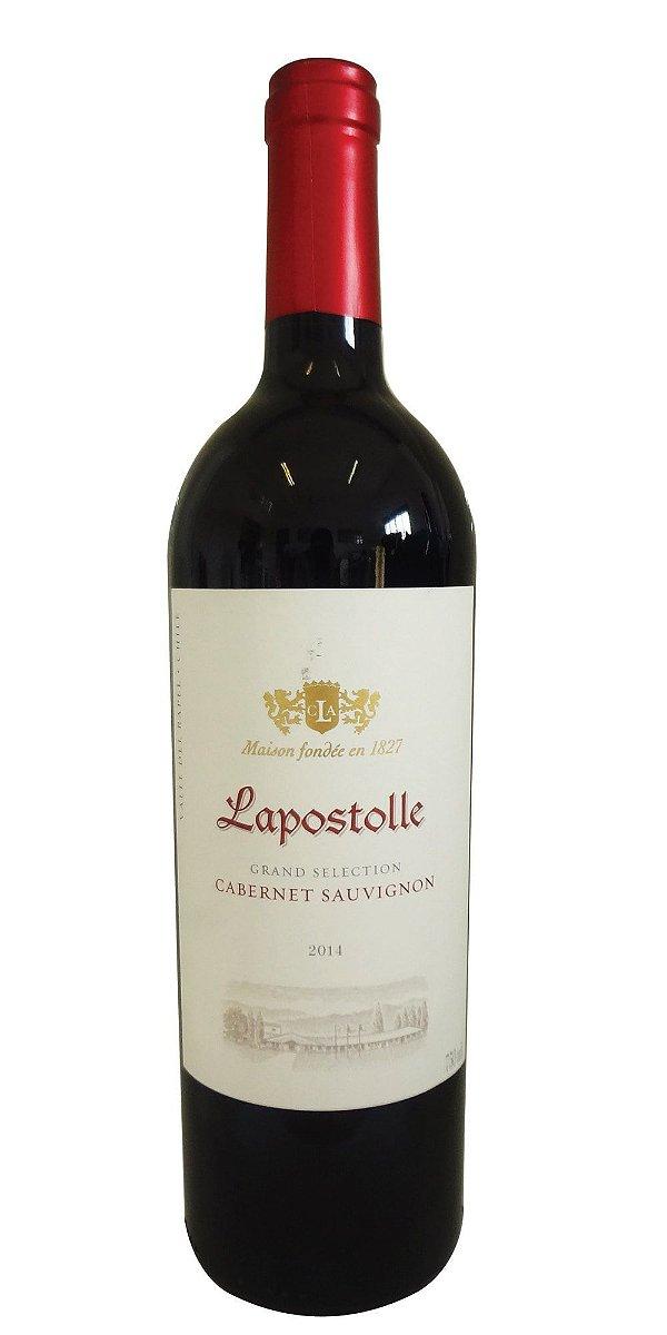 Vinho Lapostolle Grand Selection Cabernet Sauvignon - 750ml