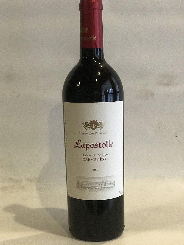 Vinho Lapostolle Grand Selection Carmenère 2015 - 750ml